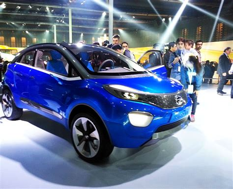 tata motors uing suv 2014 indian auto expo tata motors unveils the nexon