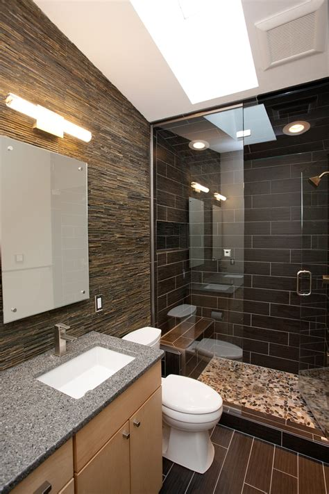 wisconsia tile contemporary spa like bath remodel with steam shower time 2 remodel llc