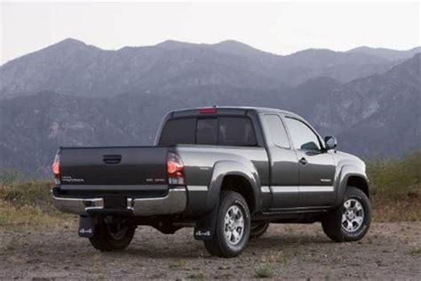 2009 Toyota Tacoma Recalls Toyota Recalls 342 000 Trucks For Seat Belt Issue Nbc News