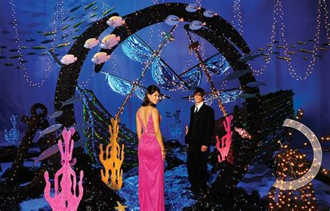 london prom themes underwater prom theme ideas anderson s blog