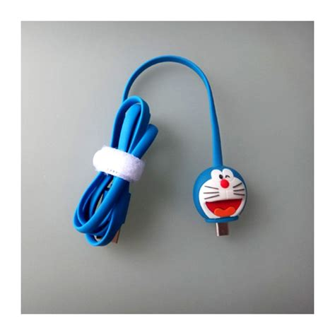 Kabel Data Karakter kabel data micro usb led karakter doraemon
