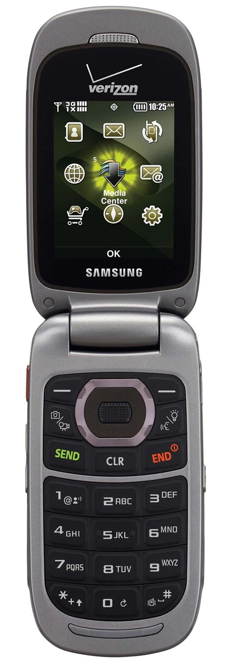 rugged samsung phone samsung convoy 2 sch u660 rugged mil spec flip phone for verizon brown fair condition used