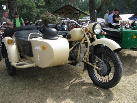 Motorrad Mit Seitenwagen by Deutsches Motorrad Mit Seitenwagen Aus Dem Landkreis