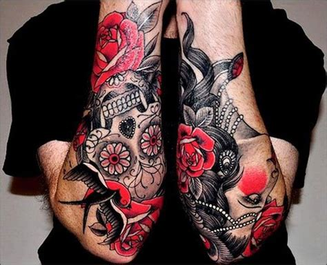 sick forearm tattoos arm tattoos for designs and ideas for guys