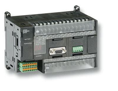 Omron Plc Cp1h Xa40dr A Cp1hxa40dra 24 Input 16 Output 100 240vac Pc85 1 trabajo introducci 243 n a la mecatronica 2 6
