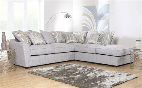 fabric corner couches most creative ideas to make cozy fabric corner sofas