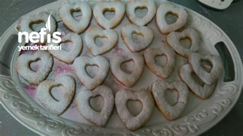 kalp kurabiye re 231 elli kalp kurabiye nefis yemek tarifleri merve 201 rgnn