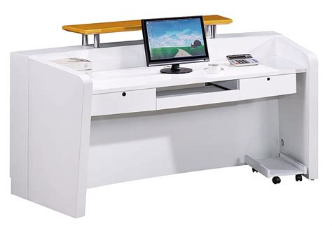 Modern White Curved Reception Desk Front Desk For Sale Modern Reception Desk For Sale
