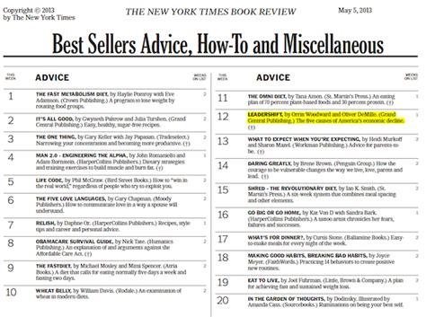 bestseller list biography leadershift hits new york times bestseller list orrin