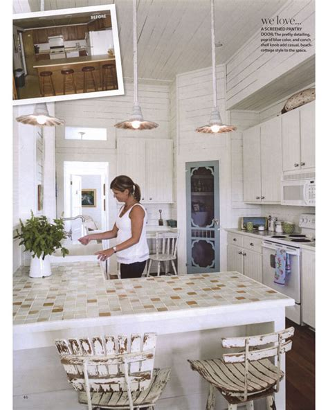 coastal living house style in print coastal living october 2010 house style