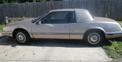 1991 buick riviera for sale used buick riviera for sale carsforsale