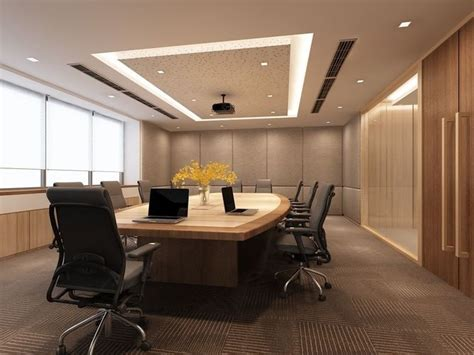 3d design office with meeting room download 3d house conference meeting room 2 3d model cgtrader