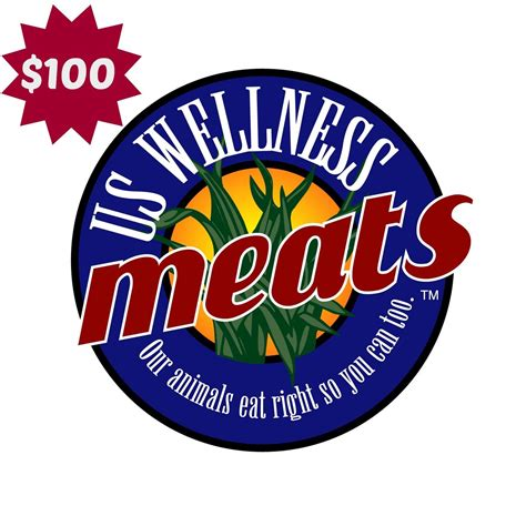Wellness Gift Card - 100 us wellness meats e gift card us wellness meats