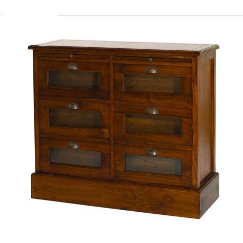meuble 6 tiroirs grainetier 6 tiroirs meubles macabane meubles et