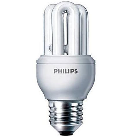 Sale Lu Philips Sitrang 8w buy philips genie 8w e 27 cfl at best price in india