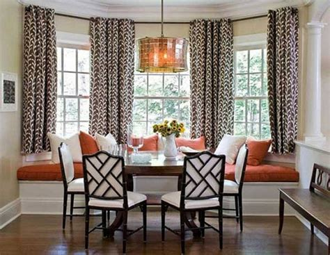 Images Of Bay Window Curtains Decor Bay Window Curtains Ideas For Privacy And Homestylediary