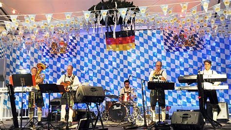 phoenix swing club bluebirds showband oktoberfest german european and