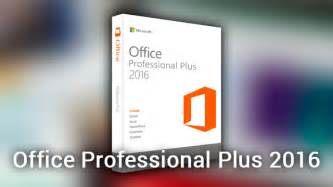 Office Professional Plus 2016 Windows Central Microsoft Office 2016