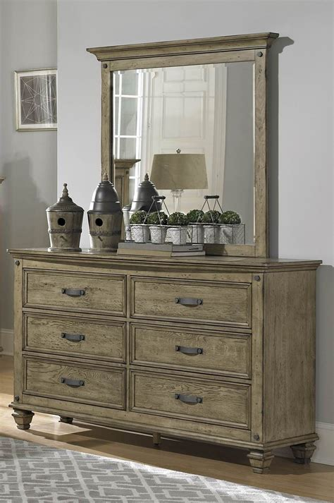 Driftwood Bedroom Furniture | sylvania driftwood platform storage bedroom set from