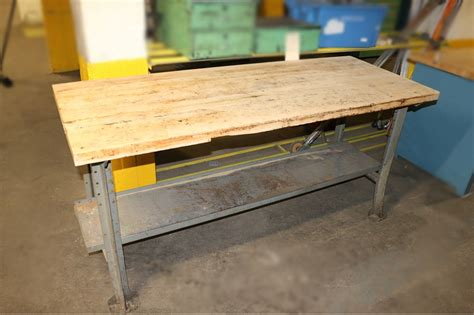 used work benches used butcher block workbenches for sale by american