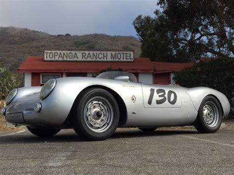 porsche spyder james 1955 porsche 550 spyder james dean tribute buy classic volks