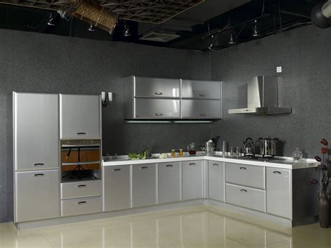 kitchen cabinets steel best stainless steel kitchen cabinets derektime design