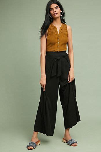 Wide Leg 4 Great Finds For The Look by 5 Tips For How To Wear Wide Leg