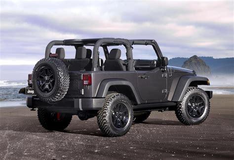 Jeep Wrangler Louisiana Jeep Wrangler La Nuova Generazione Debutter 224 A 2016