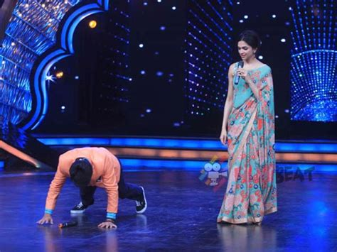 india dance super deepika padukone on dance india dance super mom promoting