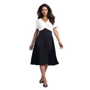 Plus size empire waist dresses with sleeves