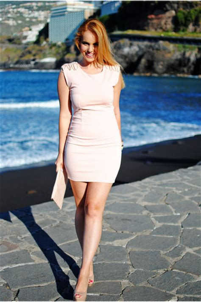 pink soky soka dresses white mango shoes pink