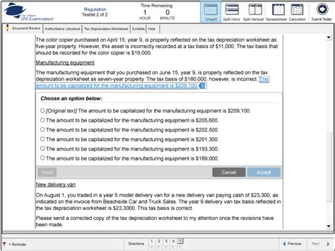 easiest cpa section pictures on sle of cpa exam easy worksheet ideas