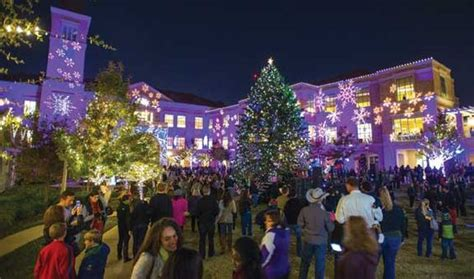 tcu tree lighting 2017 tcu tree lighting