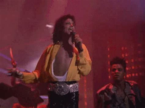Michael Jackson In The Closet Gif by Giphy Downsized Large Gif