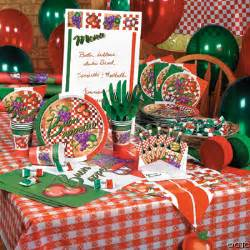 Chance of meatballs birthday party thepartyanimal italian party theme