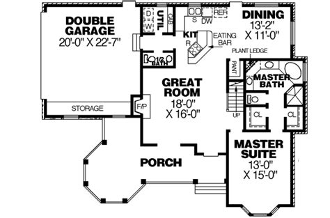 victorian style house floor plans victorian style house plans plan 27 177