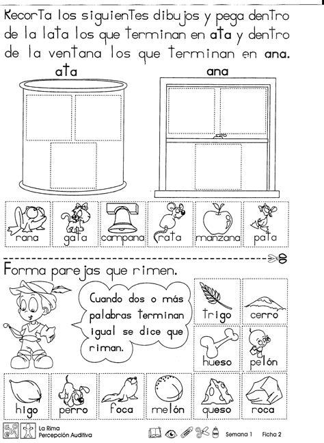 printable area traduccion la rima quot segundo grado quot material de aprendizaje