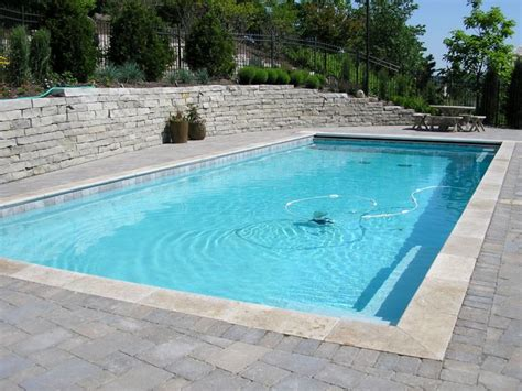 Patio And Pool Hardscapes by Swimming Pool With Hardscape And Landscape Ideas