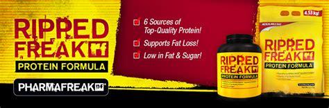Ripped Freak Protein pharma freak ripped freak protein 10lbs proteina protein nutrition suplementos