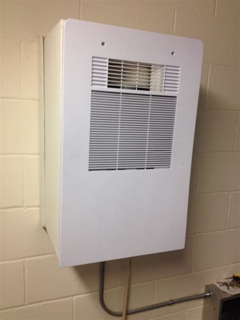 what is a wall mounted dehumidifier
