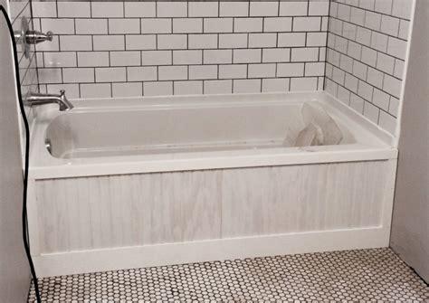 Bathtub Molding by Vintage Refined Custom Bathtub Frame