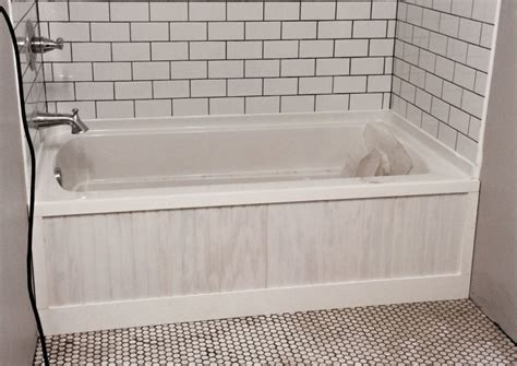 bathtub molding bathtub molding vintage refined custom bathtub frame