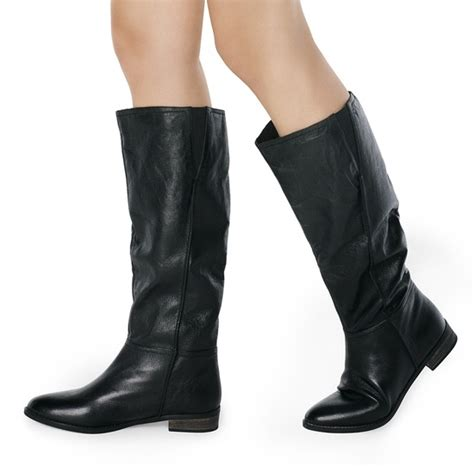 comfortable riding boots sleek and chic the classic black english riding boot