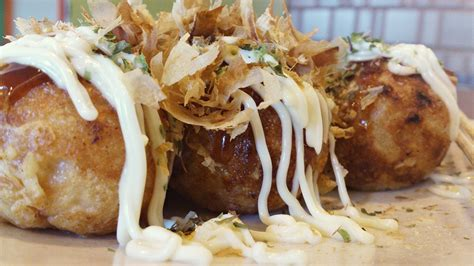 takoyaki cemilan jepang  mengenyangkan linekur