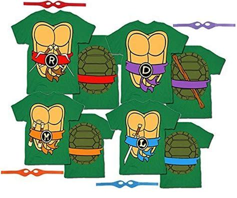 Mutant Turtles Tmnt A24 Kaos Family T Shir 90 best costumes accessories images on prop costume accessories and