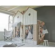 Camas Infantiles Originales Con Forma De Casa  Mamidecoracom