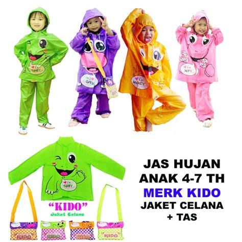 Indoplast Jas Hujan Kido Orange kido jas hujan anak motif gambar lucu shopee indonesia