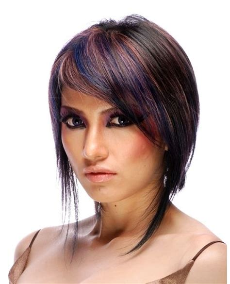 edgy hairstyles and color best 20 edgy hair colors ideas on pinterest prom hair