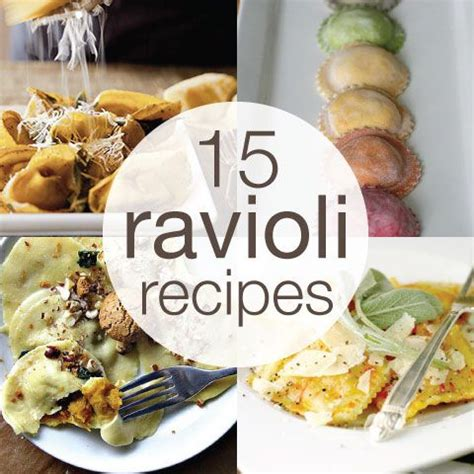 25 best ideas about ravioli filling on pinterest