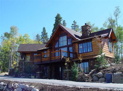 silverthorne homes colorado golf  log realty